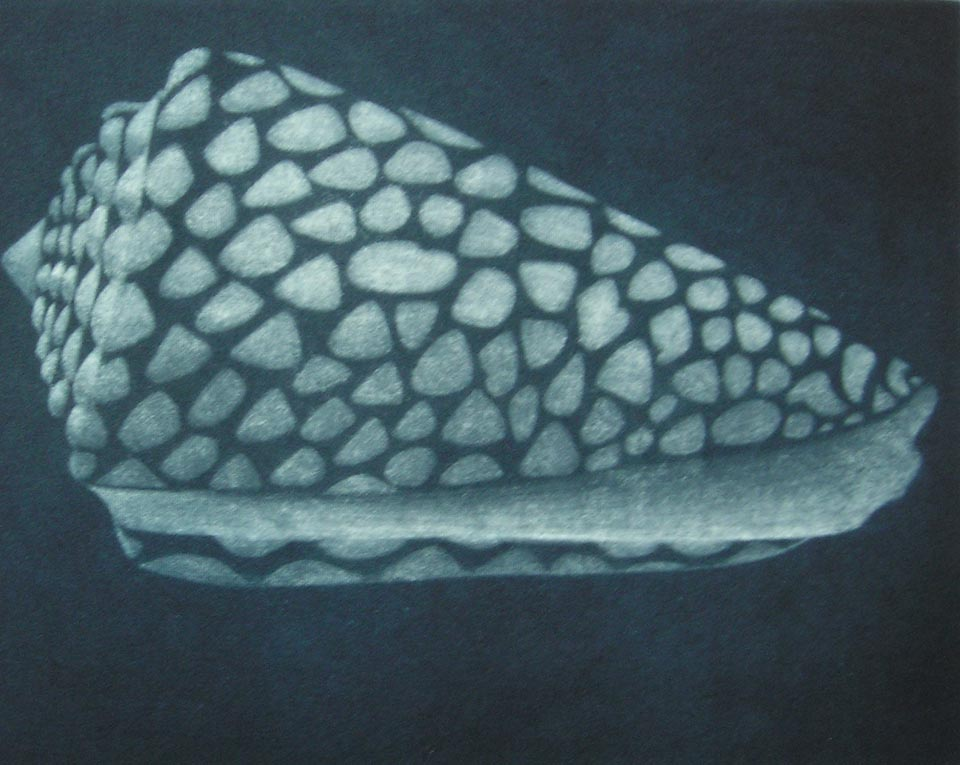 Marble Cone by Patricia Sundgren Smith