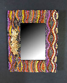 Mirror Mosaic by Barbara Wright