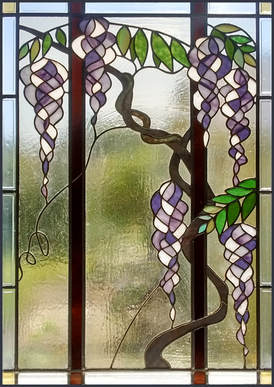 Wisteria II by Amy Taylor
